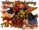 anime thanksgiving
