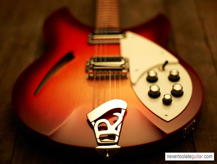 Never Too Late Guitar