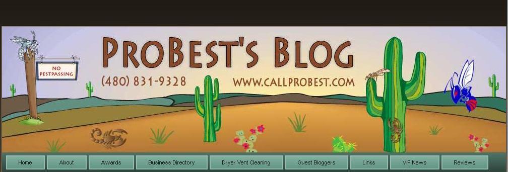 ProBest Pest Management Blog
