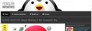 Penguin initiatives small