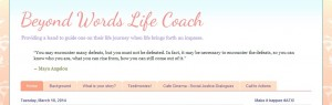 Beyond Words Life Coach small