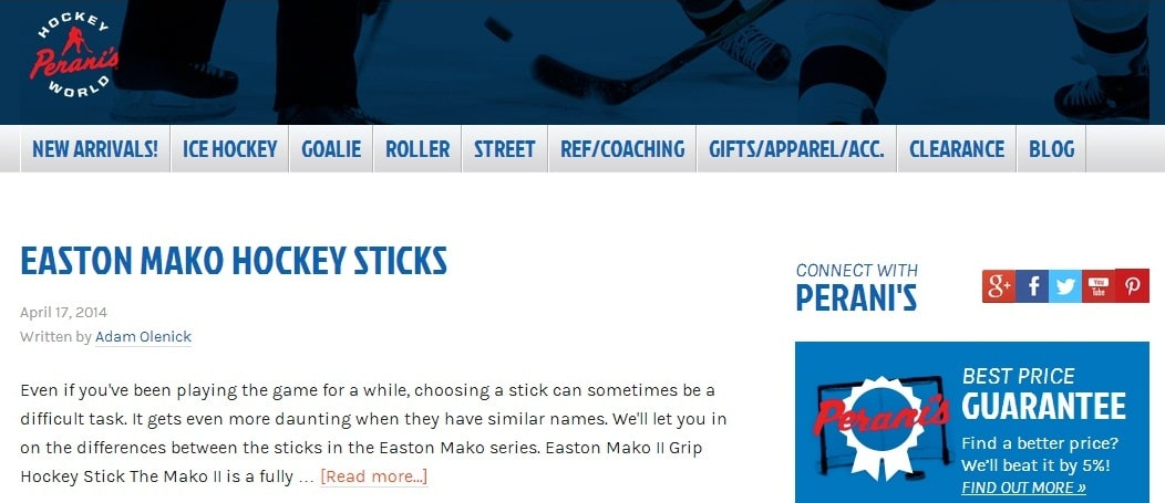 The World's Most Important Hockey Blog