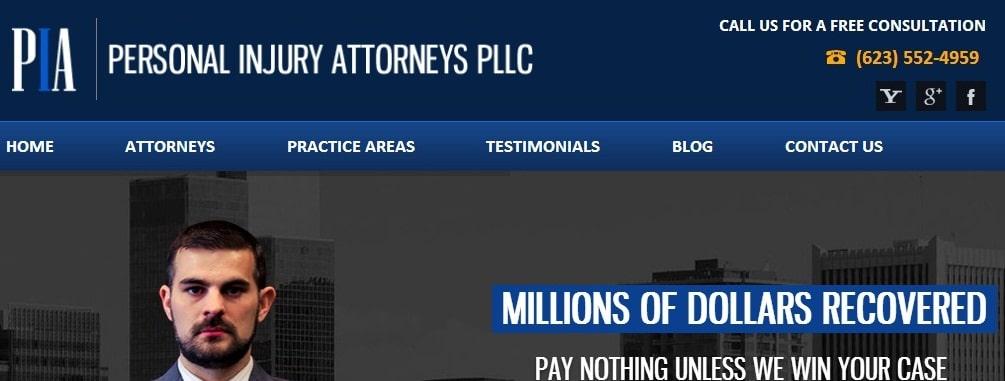 Personal Injury Attorneys PLLC Blog