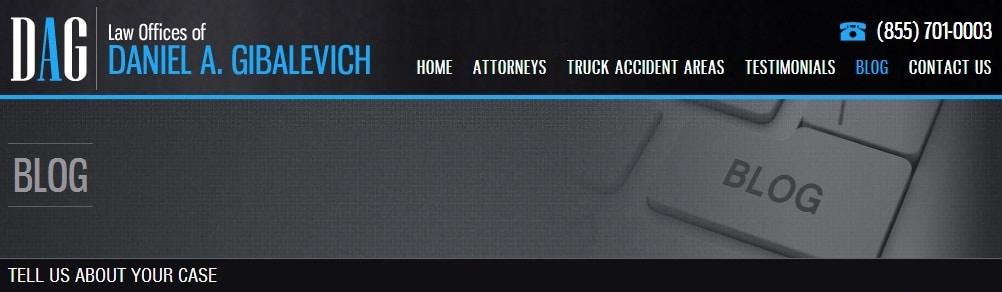 Truck Injury Lawyer