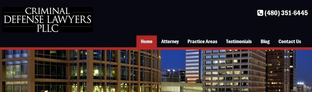 Criminal Defense Lawyers PLLC Blog