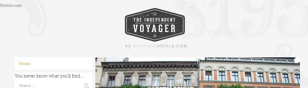 The Independent Voyager