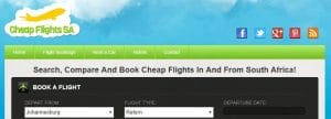 cheap flights SA