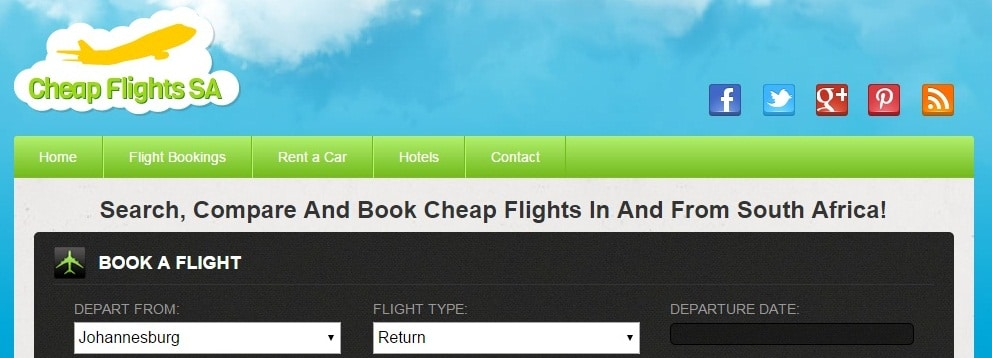Cheap Flights SA