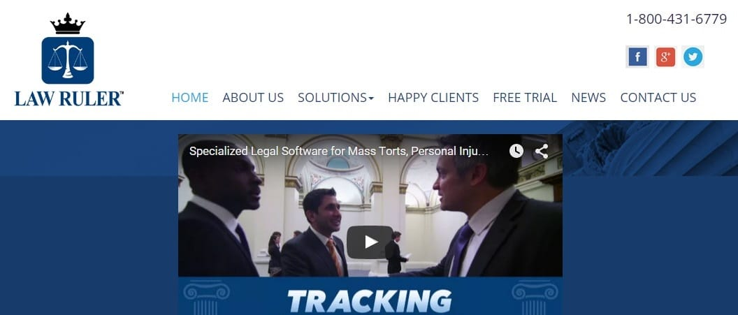 Law Ruler – Legal Marketing Software and Secrets of the Big Firms