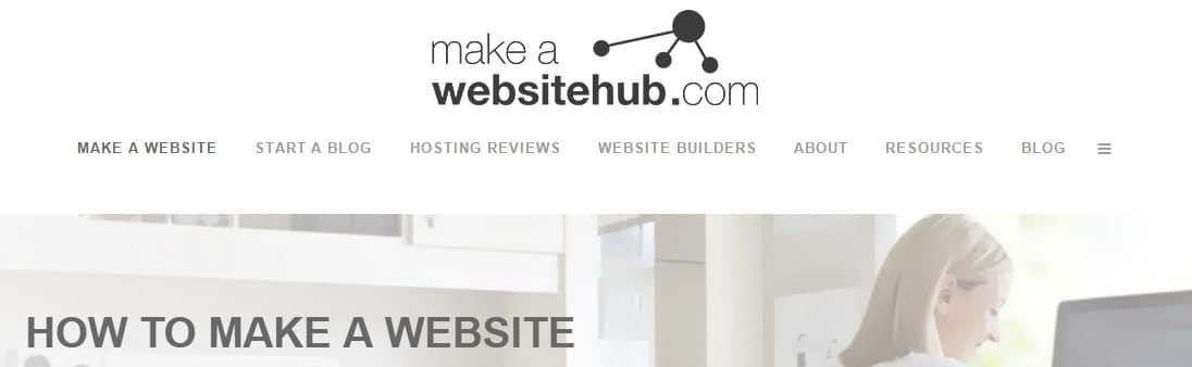 Make a Website Hub