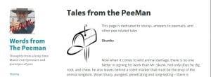 predator pee blog
