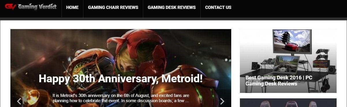 Gaming Verdict