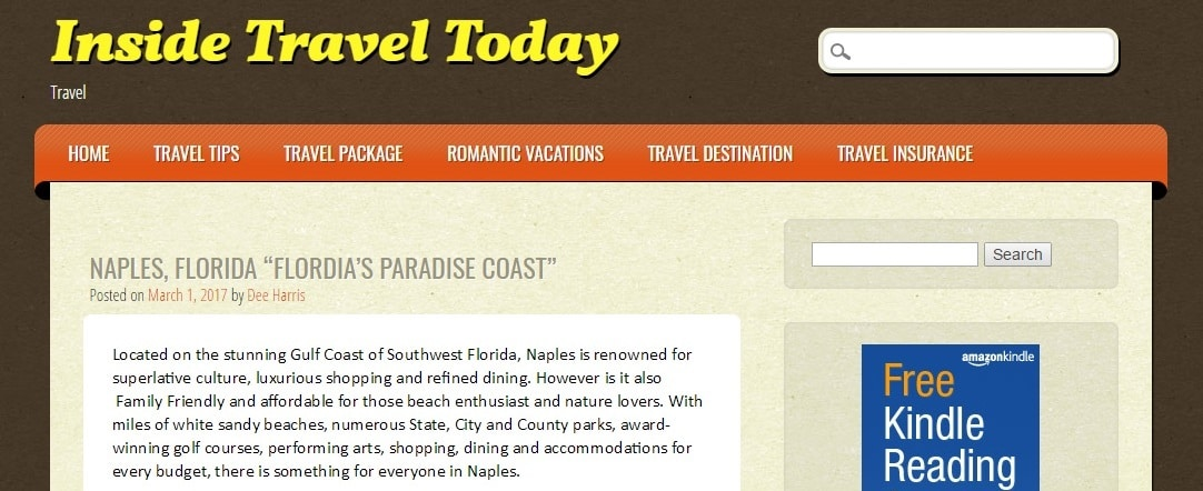 Inside Travel Today